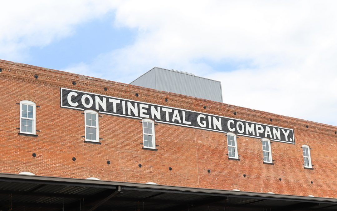 Meeting City Requirements for The Continental Gin Building