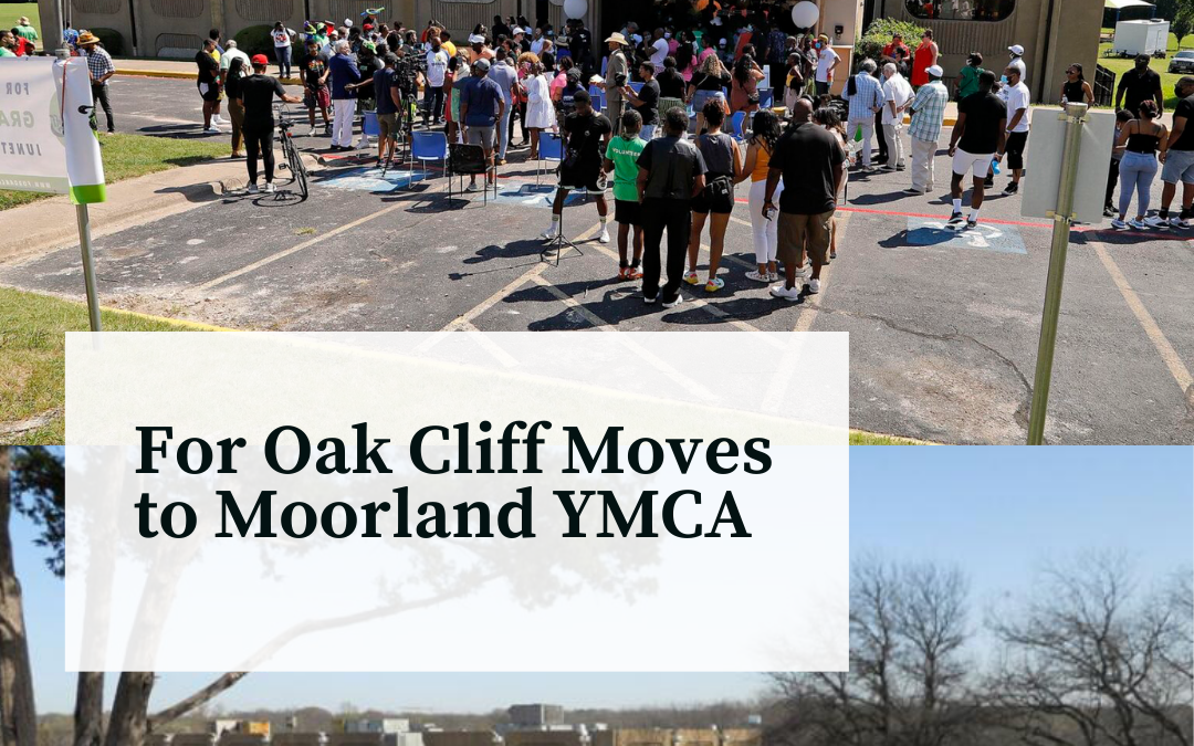 Monumental Opening of New For Oak Cliff Campus