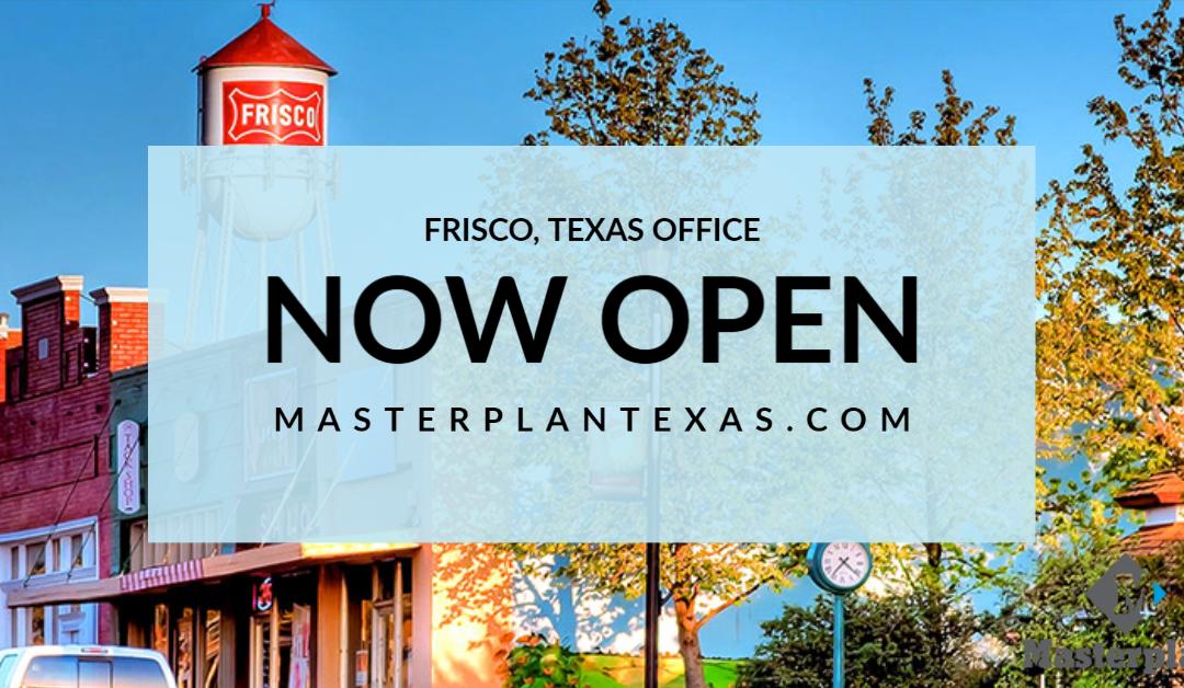 Now Open in FRISCO!