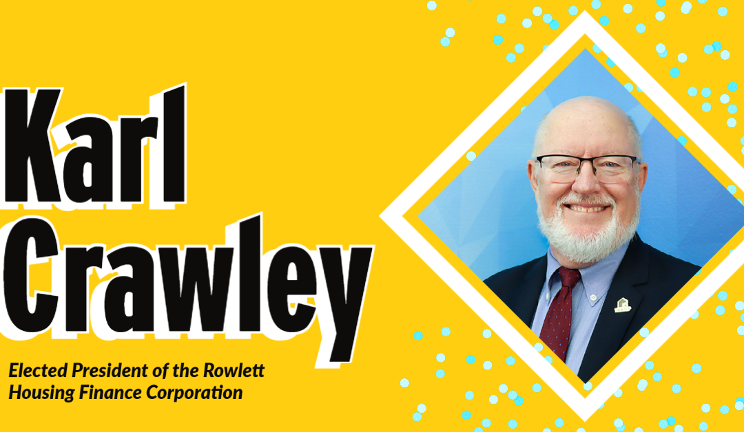 Karl Crawley for President!
