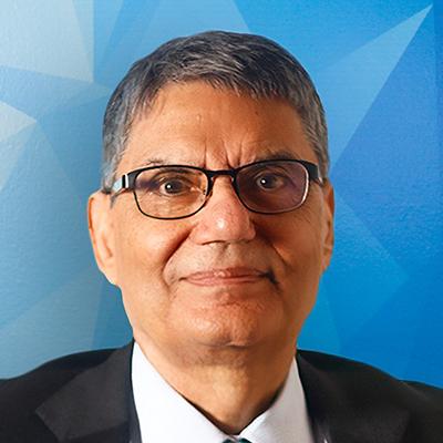 Raj Sharma, PE, LEED AP, FM WOBO, RAS