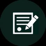 permitting icon